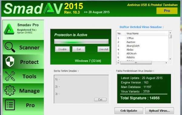 Smadav 2018 Pro 19.6.5 Pc Pro Utorrent Full Version Iso