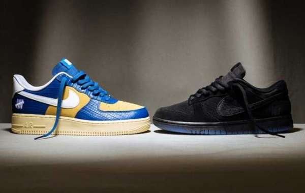UNDFTD x Nike's third wave hits, are you ready?